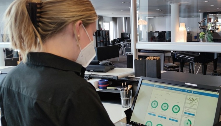 Victor's Residenz-Hotels nutzen azubi:web